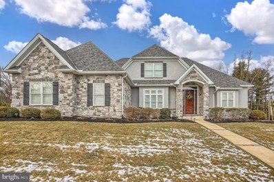 6514 Plowman Ridge, Harrisburg, PA 17112 - #: PADA118290