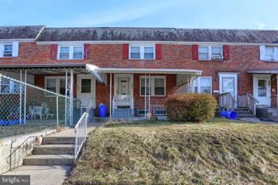 2233 Kensington Street, Harrisburg, PA 17104 - #: PADA119816