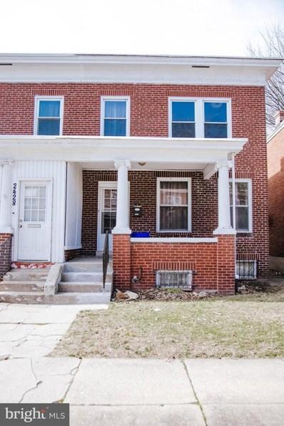 2430 N 4TH Street, Harrisburg, PA 17110 - #: PADA119996