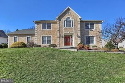 4108 Copperfield Drive, Harrisburg, PA 17112 - #: PADA120248