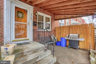 2467 Adrian Street, Harrisburg, PA 17104 - #: PADA120406