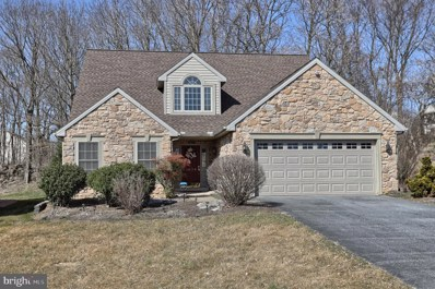 1879 Meadow Ridge Drive, Hummelstown, PA 17036 - MLS#: PADA120416