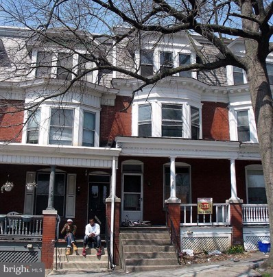 1810 Walnut Street, Harrisburg, PA 17103 - #: PADA120532
