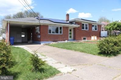 646 Carbon Avenue, Harrisburg, PA 17111 - MLS#: PADA121048