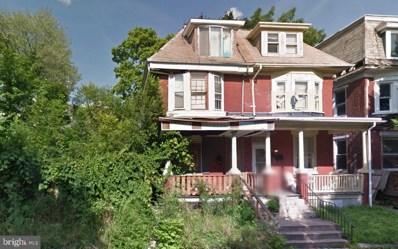 85 N 18TH Street, Harrisburg, PA 17103 - #: PADA121550