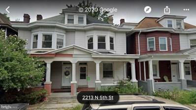 2216 N 5TH Street, Harrisburg, PA 17110 - #: PADA121584