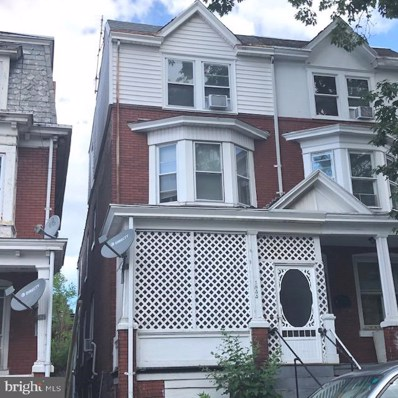 1844 Chestnut, Harrisburg, PA 17104 - #: PADA123100