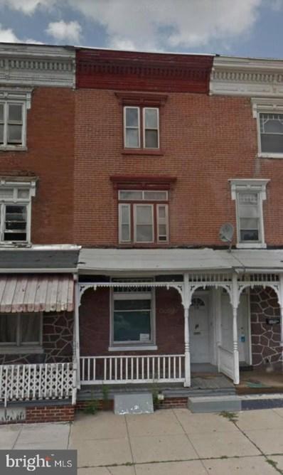 1604 Regina Street, Harrisburg, PA 17103 - #: PADA123900