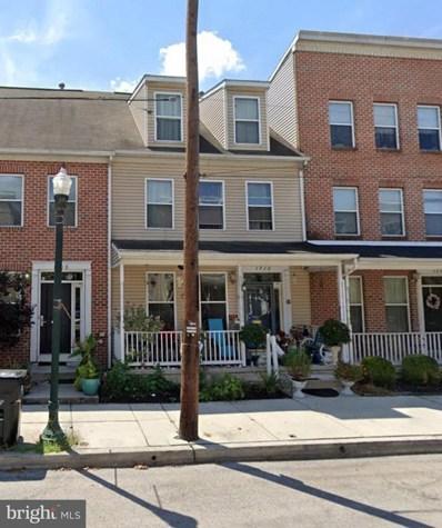 1710 N 3RD Street, Harrisburg, PA 17102 - #: PADA125022