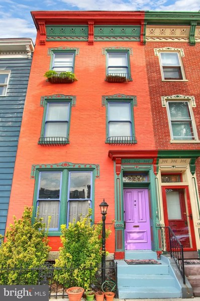 224 Verbeke Street, Harrisburg, PA 17102 - #: PADA125598