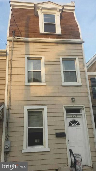 1705 N 4TH Street, Harrisburg, PA 17102 - #: PADA125796