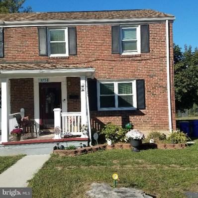 3758 Derry Street, Harrisburg, PA 17111 - #: PADA126484