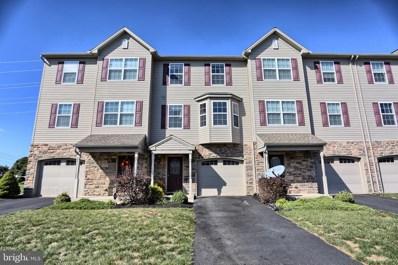 6122 Terry Davis Court, Harrisburg, PA 17111 - #: PADA126526