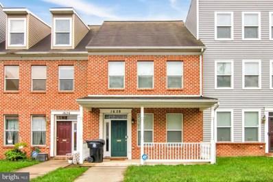 1628 N 5TH Street, Harrisburg, PA 17102 - #: PADA126606