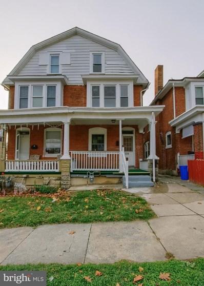 226 S 20TH Street, Harrisburg, PA 17104 - #: PADA128312