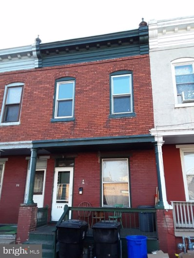 316 S 15TH Street, Harrisburg, PA 17104 - #: PADA128570