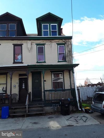 2344 Logan Street, Harrisburg, PA 17110 - #: PADA128606