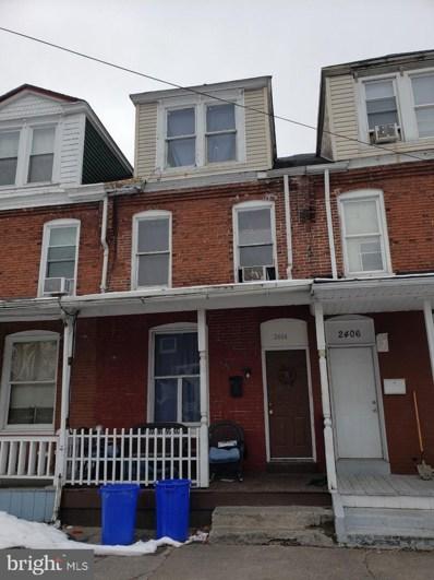 2404 Reel Street, Harrisburg, PA 17110 - #: PADA129658