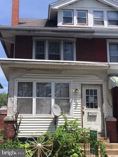 1203 N 14TH Street, Harrisburg, PA 17103 - #: PADA130352