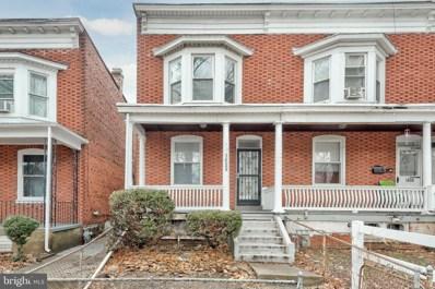 1824 Boas Street, Harrisburg, PA 17103 - #: PADA130892