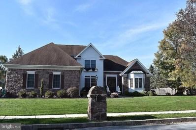 1744 Pebbledash Drive, Hershey, PA 17033 - #: PADA131494