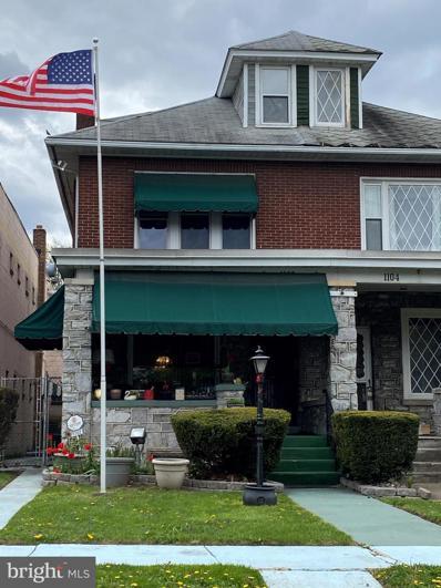 1102 N 17TH Street, Harrisburg, PA 17103 - #: PADA132336