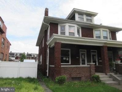 1617 Briggs Street, Harrisburg, PA 17103 - #: PADA132968