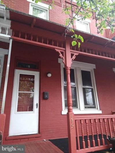 115 Hoerner Street, Harrisburg, PA 17103 - #: PADA133382