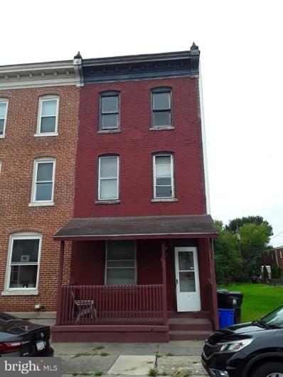 1636 N 4TH Street, Harrisburg, PA 17102 - #: PADA2000025