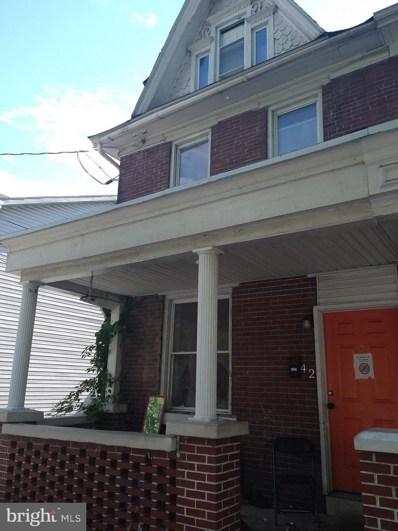 42 N 12TH Street, Harrisburg, PA 17103 - #: PADA2000132