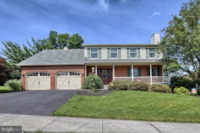 888 Sunrise Circle, Harrisburg, PA 17111 - #: PADA2000412