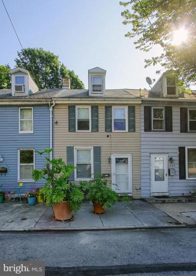 1331 Bartine Street, Harrisburg, PA 17102 - #: PADA2001190