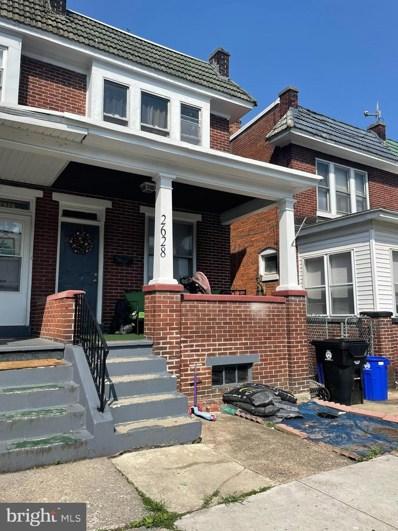 2628 Lexington Street, Harrisburg, PA 17110 - #: PADA2001536
