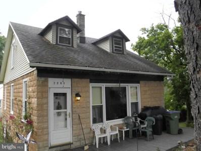 2703 George Street, Harrisburg, PA 17109 - #: PADA2001966