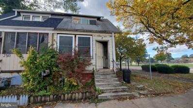 2512 N 7TH Street, Harrisburg, PA 17110 - #: PADA2002356