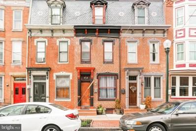 252 Verbeke Street, Harrisburg, PA 17102 - #: PADA2002904