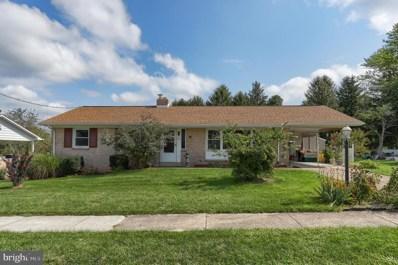 405 Belvedere Road, Harrisburg, PA 17109 - #: PADA2003800