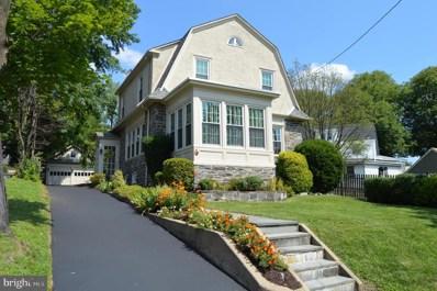 6 E Wilmot Avenue, Havertown, PA 19083 - #: PADE100027