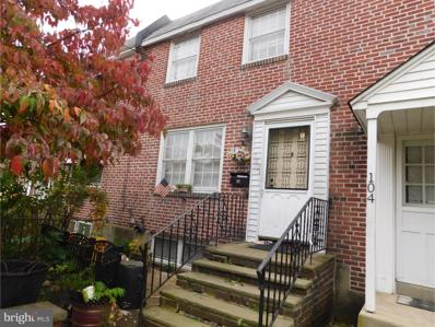 102 Rhodes Avenue, Collingdale, PA 19023 - MLS#: PADE101182