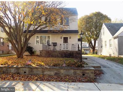 406 Chestnut Street, Ridley Park, PA 19078 - MLS#: PADE101606