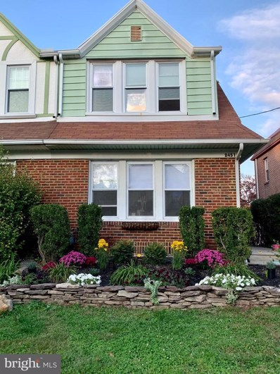 2451 Wynnefield Drive, Havertown, PA 19083 - #: PADE2000064