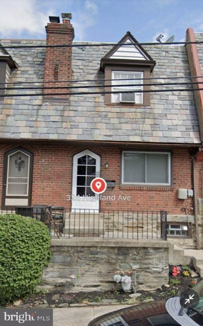 324 Highland Avenue, Upper Darby, PA 19082 - #: PADE2000416