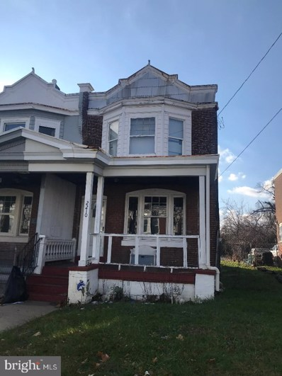 2210 Madison Street, Chester, PA 19013 - #: PADE2000462