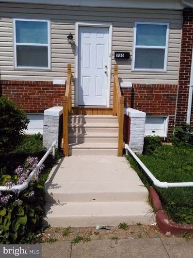 936 McDowell Avenue, Chester, PA 19013 - #: PADE2002758