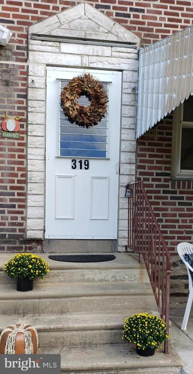 319 S Church Street, Clifton Heights, PA 19018 - MLS#: PADE2010042
