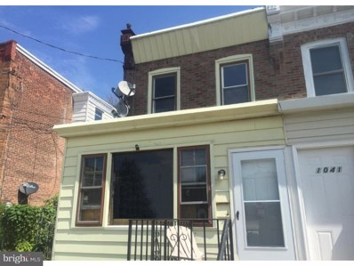 1043 Springfield Road, Darby, PA 19023 - MLS#: PADE203750