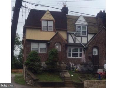 22 Springton Road, Upper Darby, PA 19082 - #: PADE203754