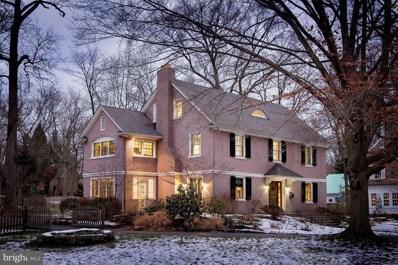 600 N Chester Road, Swarthmore, PA 19081 - #: PADE322936