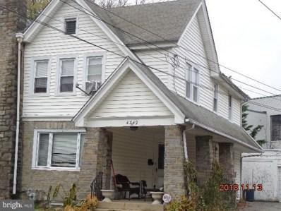 4349 Woodland Avenue, Drexel Hill, PA 19026 - MLS#: PADE323272