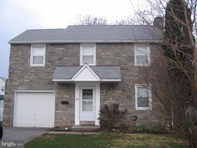 45 W Woodland Avenue, Springfield, PA 19064 - #: PADE323336